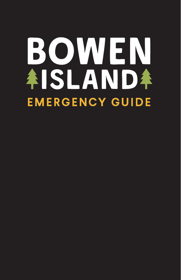 Bowen Island Emergency Guide
